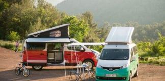Motorhome movido a eletricidade é lançado na Europa