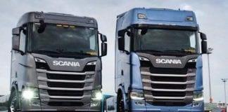 """Scania lança caminhões mais """"limpos"""""""