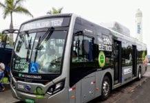 Uberlândia terá ônibus elétricos circulando permanentemente