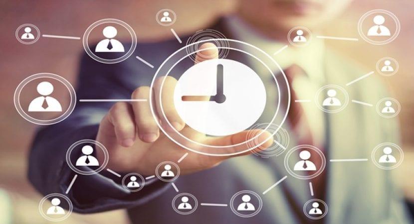 rede de contatos ou Network