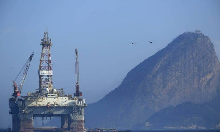 Royalties do petróleo: Estado do Rio recebe R$ 6,5 milhões