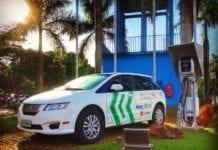 Carro elétrico é solução para redução de emissões