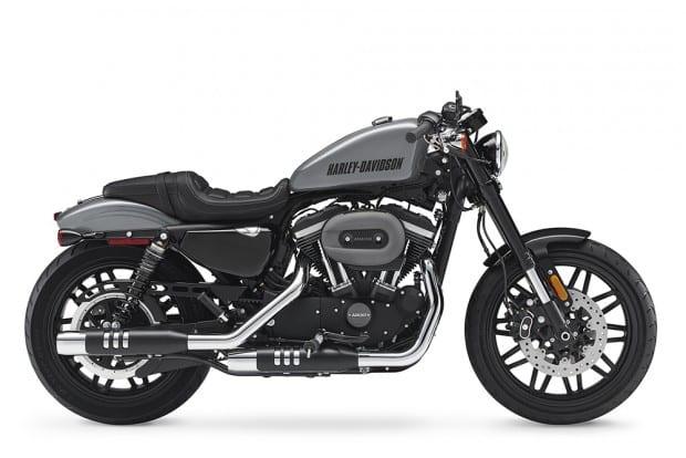 Ducati Monster e H-D Roadster em oferta