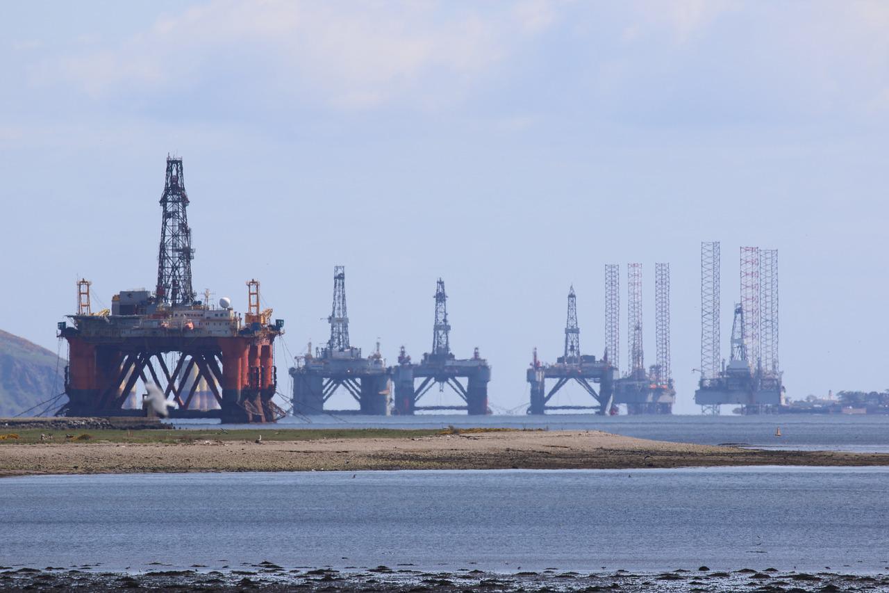 Produção nacional de petróleo