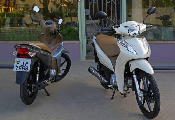 Honda Lança Biz 2019 Com Novas Cores
