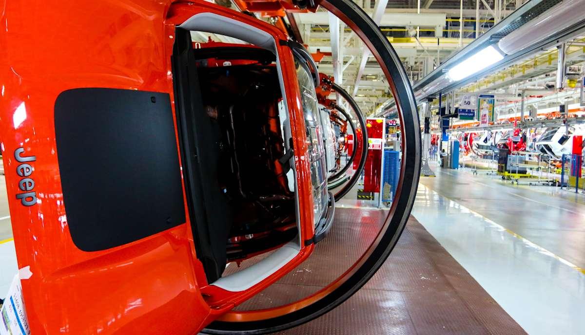 Jeep atinge meta global 2025