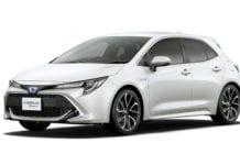 Toyota corolla sedã