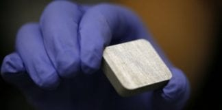 baterias de fluxo de ar de alumínio