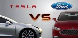 Tesla e Ford