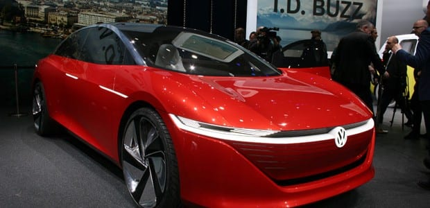 Investimento em carros elétricos
