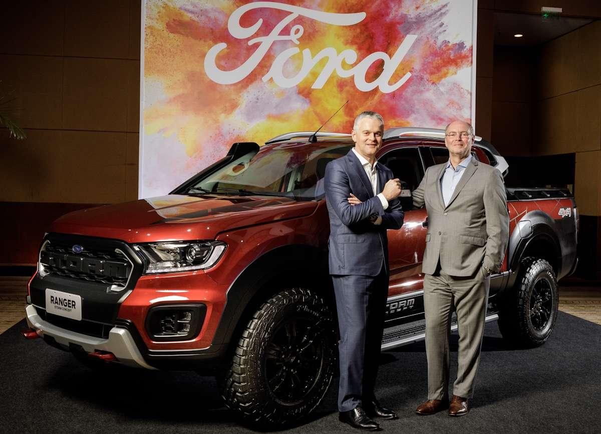 Ford projeta mercado