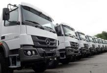 Mercedes-Benz conquista novos contratos