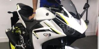 Nova Yamaha R3