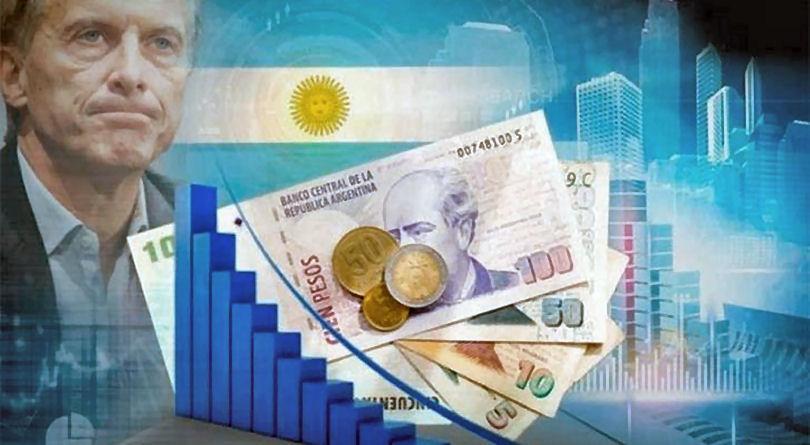 Forte queda na Argentina