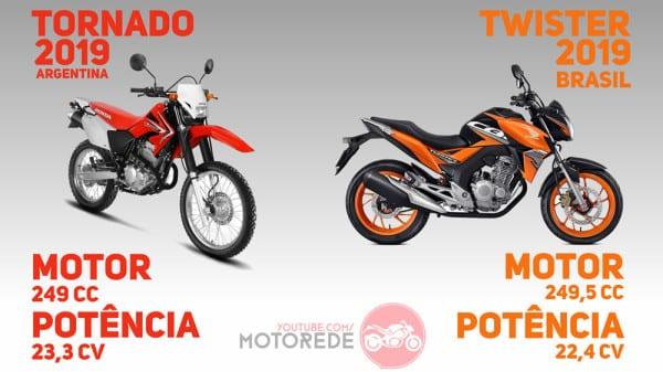 Honda Confirma Tornado 250 2019 é Fabricada No Brasil Portal Lubes