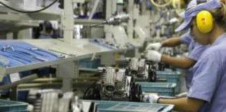 Indicadores de produção e emprego