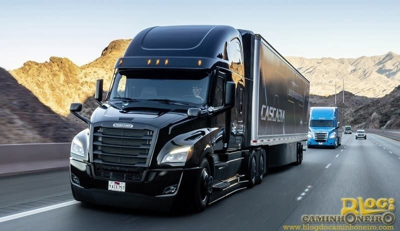 Daimler Trucks atinge recorde