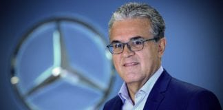 Luiz Carlos Moraes da Mercedes-Benz será o novo presidente da Anfavea