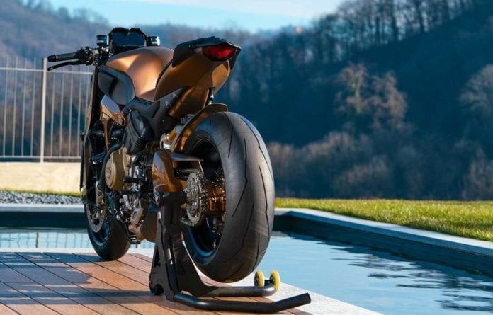 V4 Penta é a moto que a Ducati deveria produzir.   Anfamoto
