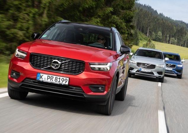 Volvo limitará velocidade do seus carros