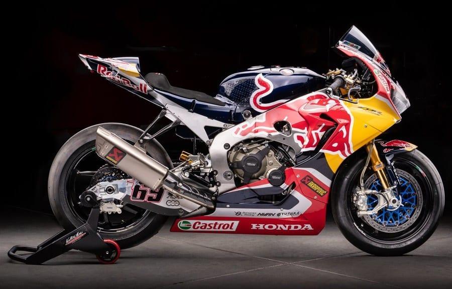 Honda CBR SP2