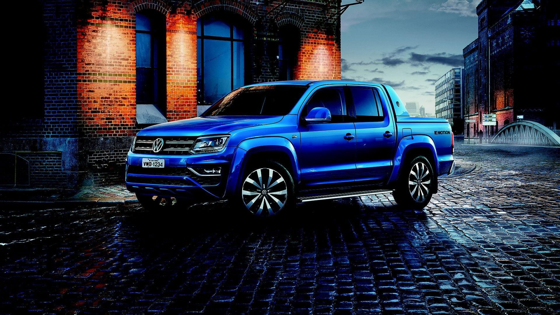 VW e Ford assinam acordo
