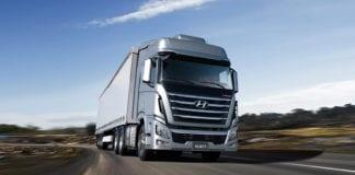 caminhões da Hyundai