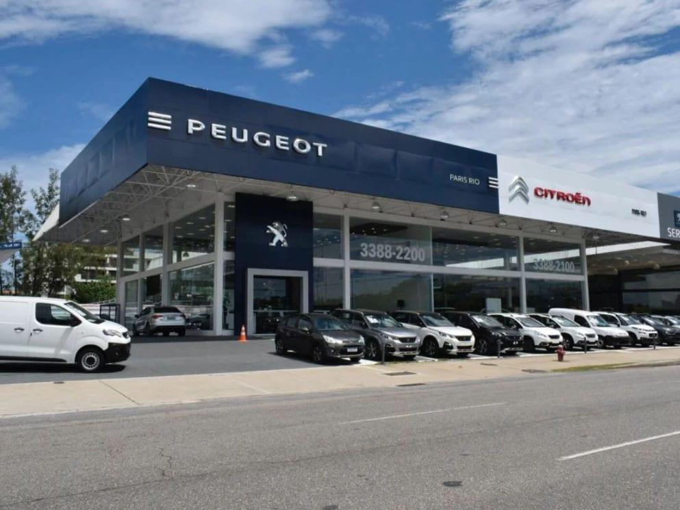 Citroën e Peugeot