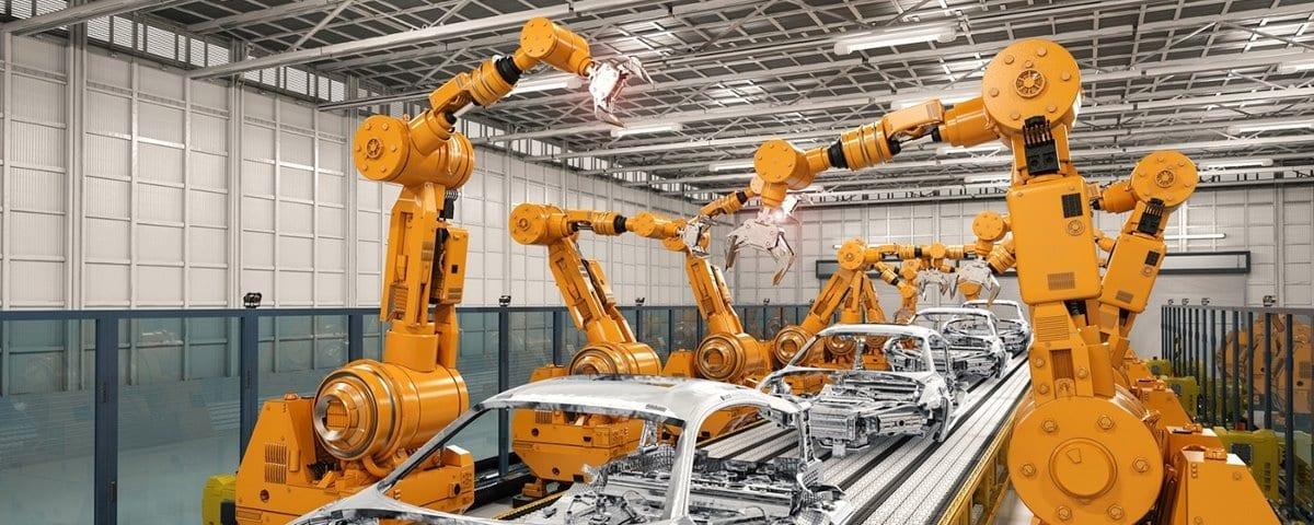 Mercado de robôs