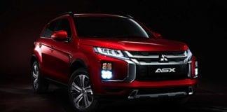Mitsubishi prepara ASX