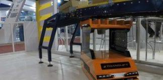 O robô AGV