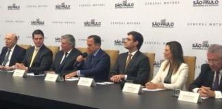 GM anuncia investimentos de R$ 10 bilhões até 2024