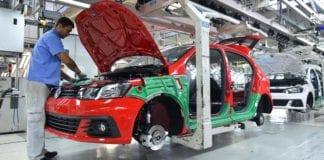 exportações de carros no Brasil