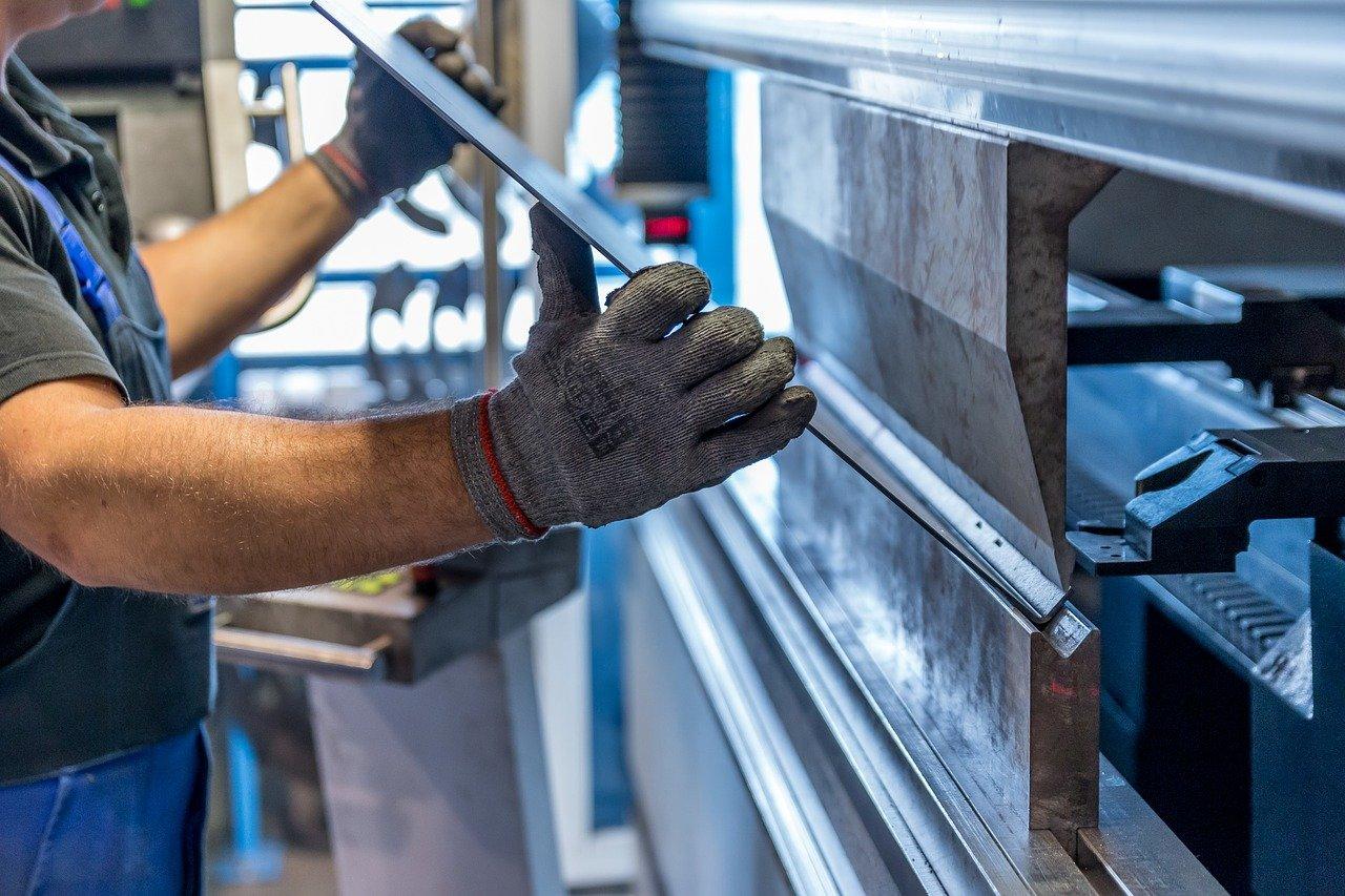 Produção industrial cresce