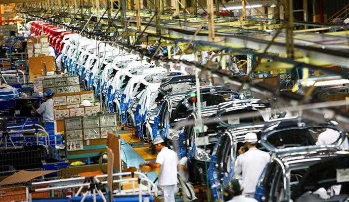 Modelo de negócios Automotivos