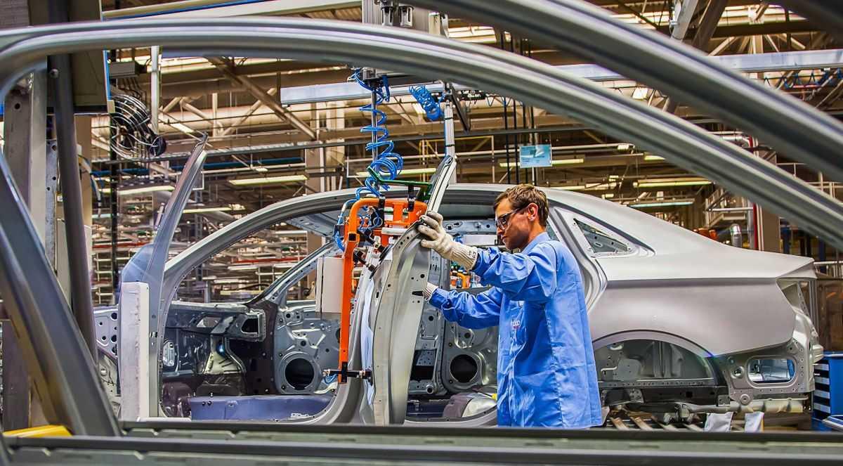Produção de veículos