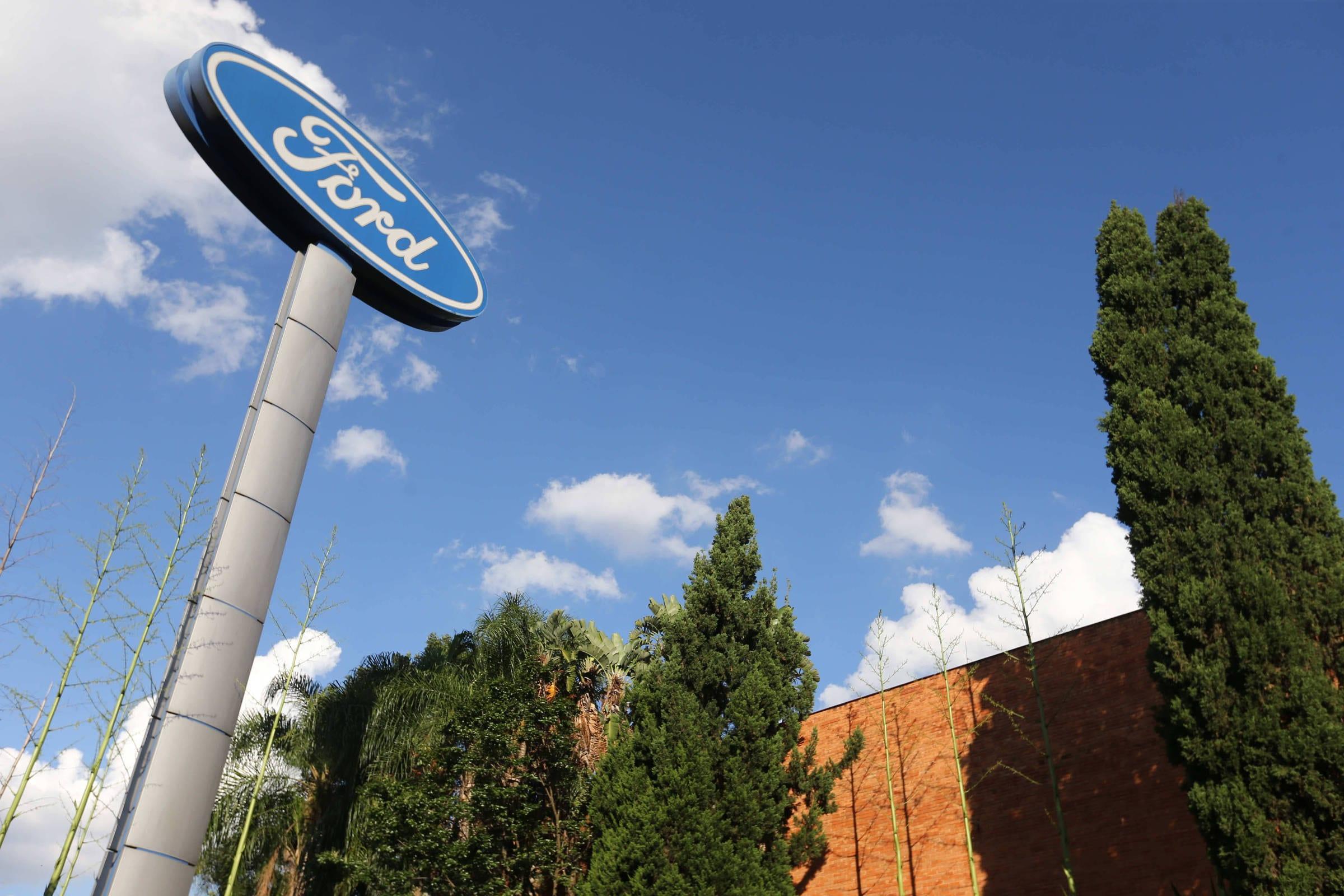 Ford demite 750 funcionários