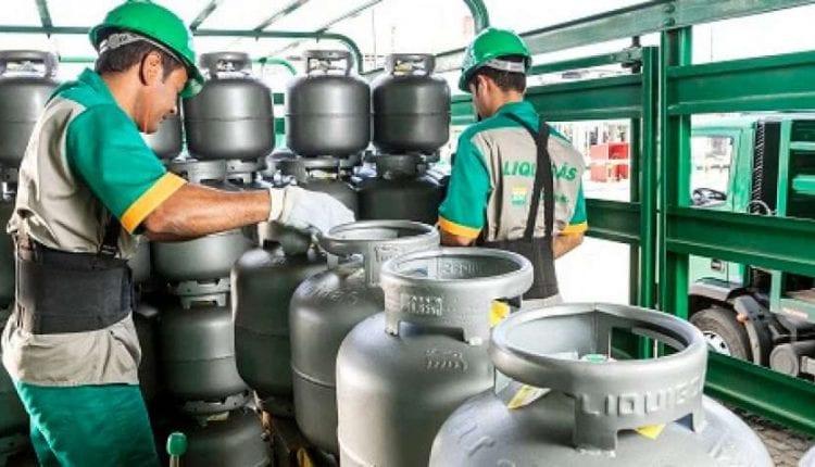 Distribuição e transporte de gás