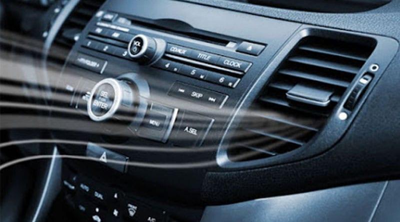 Ar-condicionado do carro
