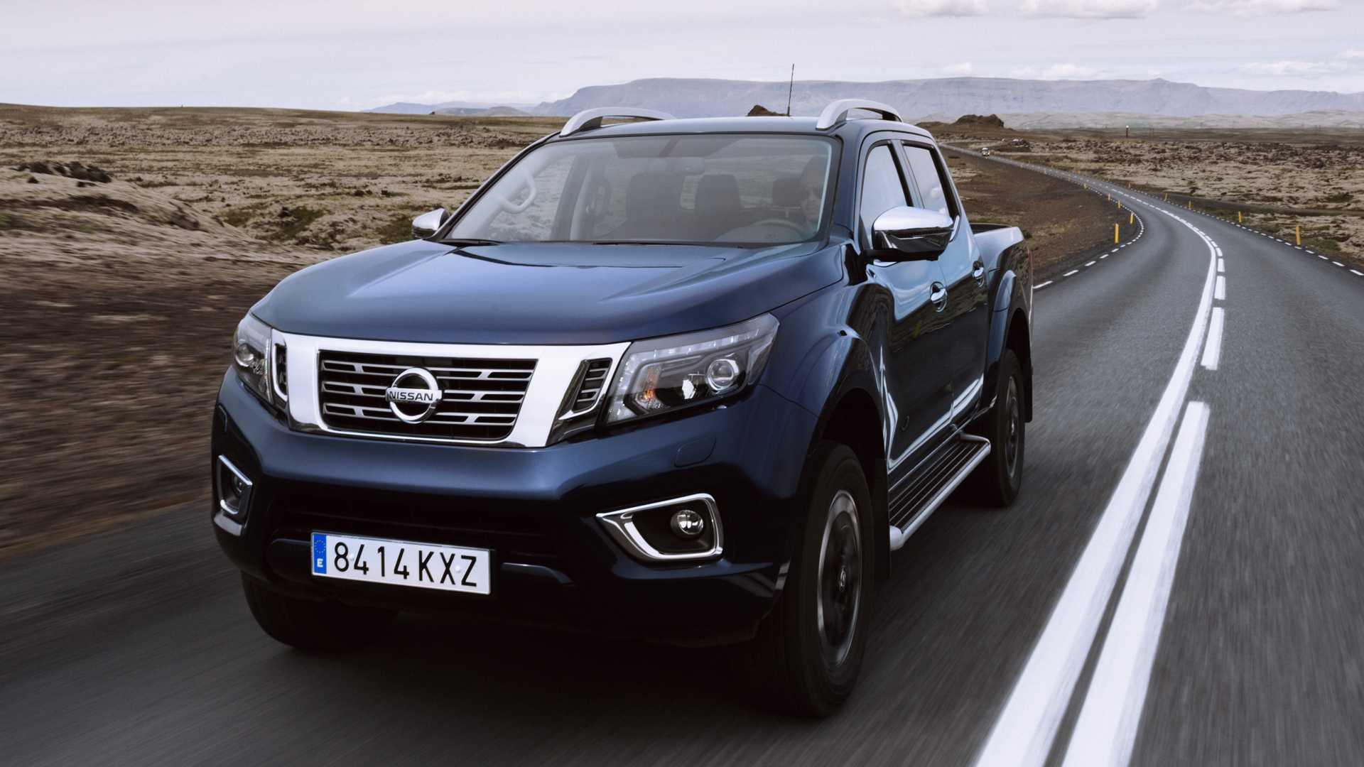 Nissan Frontier 2020 ganha novo visual e melhorias ...