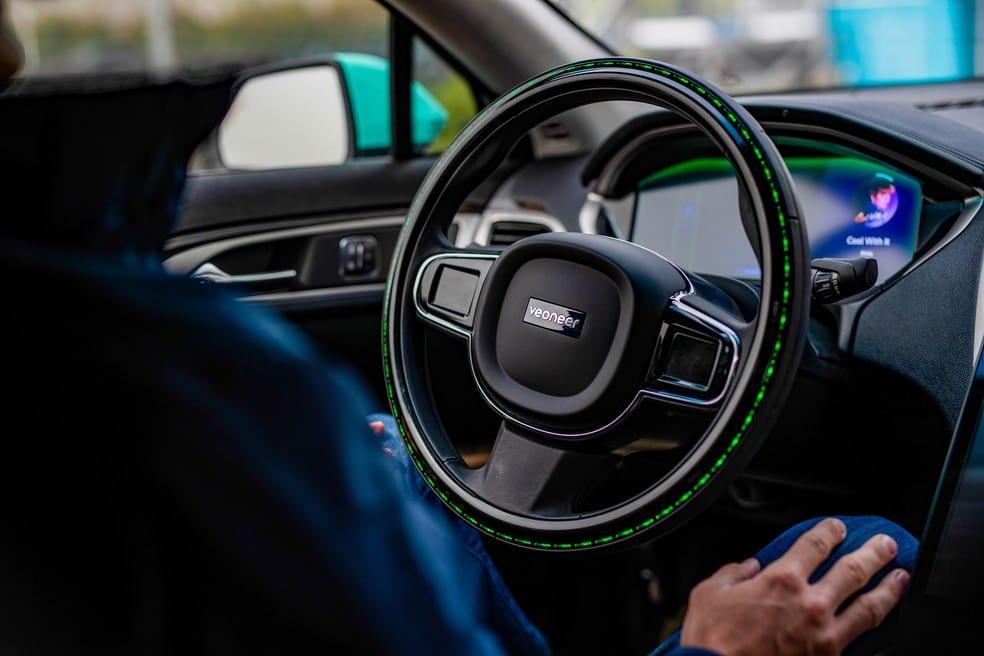 Carros autônomos e aplicativos