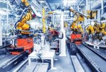 Estagnação da atividade industrial
