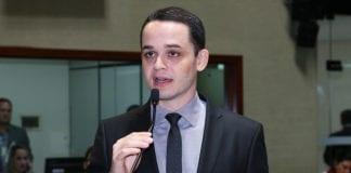 Deputado Lorenzo Pazolini. Foto: Tati Beling