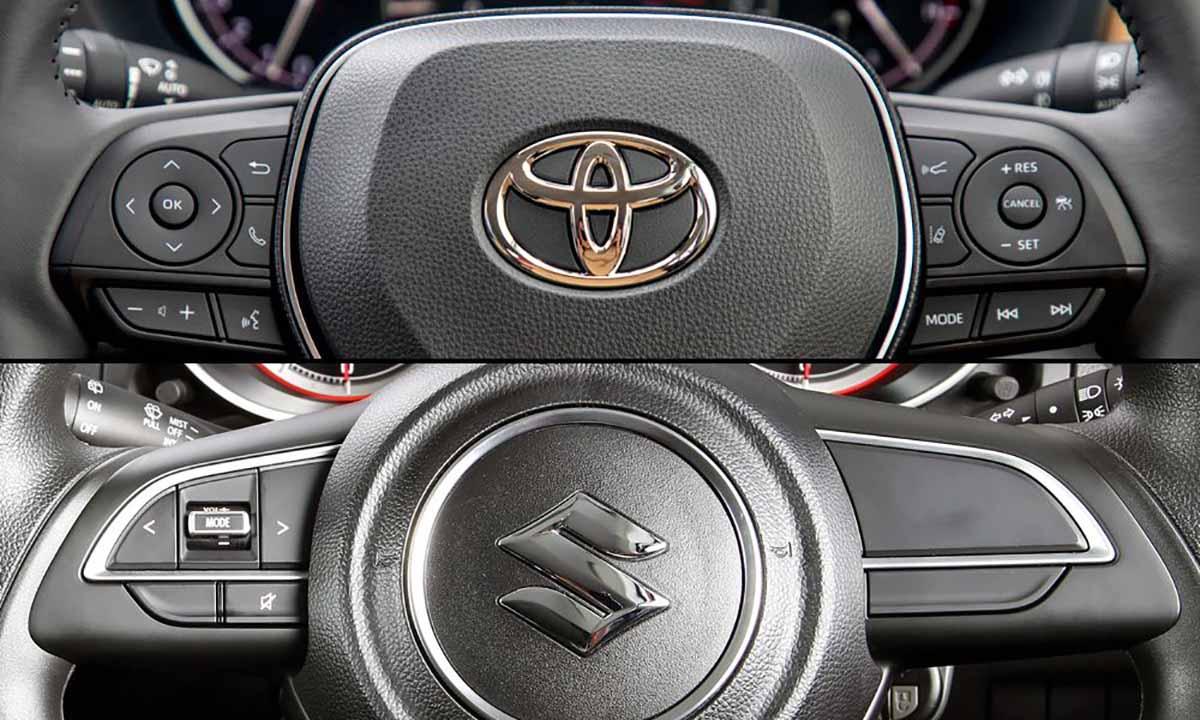Toyotae aSuzuki