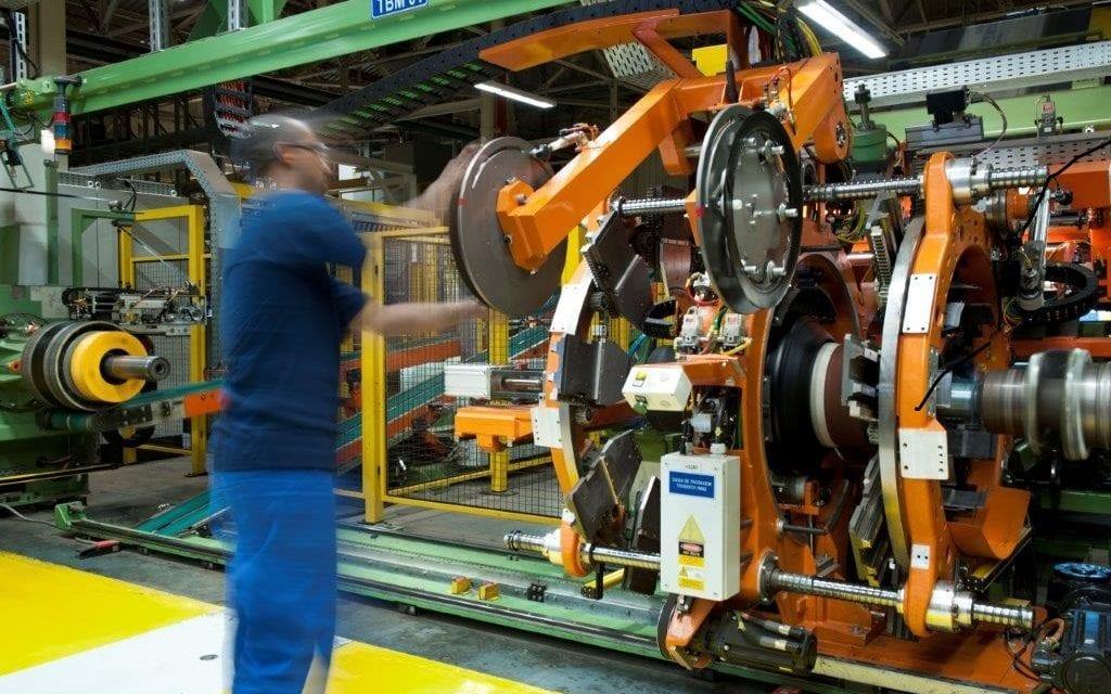 Indústria nacional de pneus