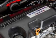 Motorização abastecida com diesel