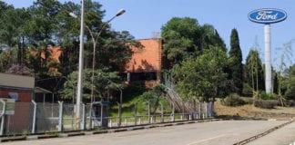 Ford encerra história em São Bernardo