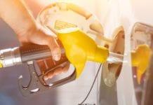 Venda de combustíveis