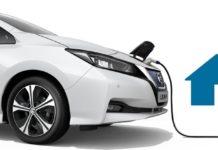 Carregar um carro elétrico