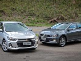 Carros mais vendidos em outubro